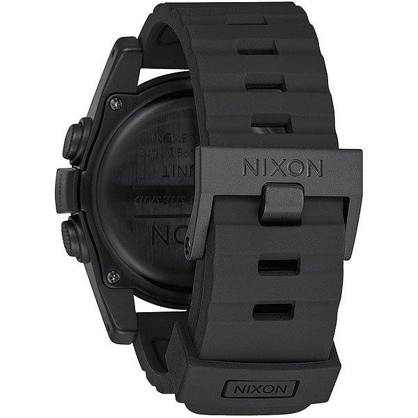 Электронные часы Nixon Unit Red/Black
