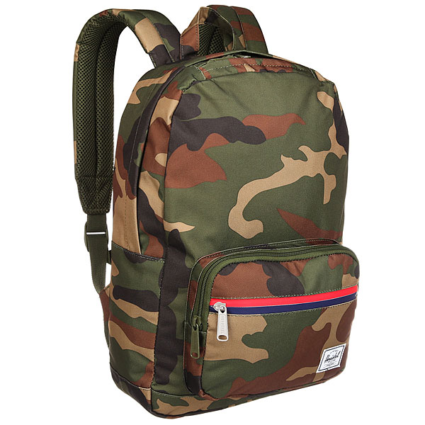 Рюкзак Herschel Pop Quiz Mid-volume Woodland Camo/Multi