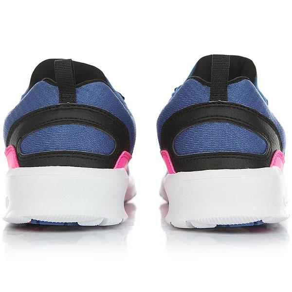 Кроссовки детские DC Heathrow Blue/Pink