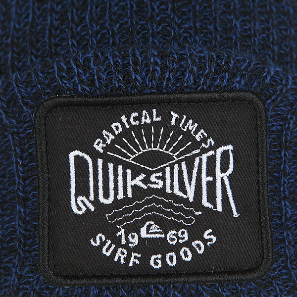 Шапка детская Quiksilver Performedpatchy Turkish Sea