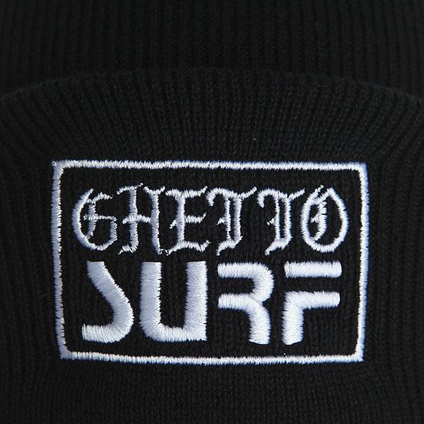 Шапка Quiksilver Ghettosurfbeani Black