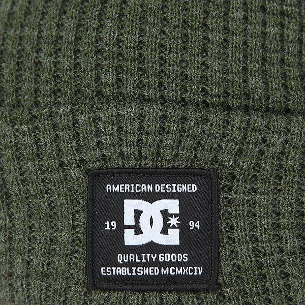 Шапка DC Milton Vintage Green