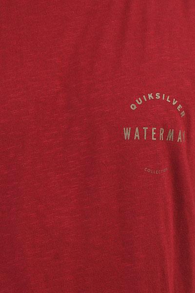 Футболка DC Waterdefined Cabernet