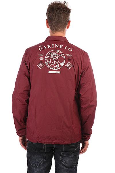 Ветровка Dakine Tradesman Jacket Rosewood