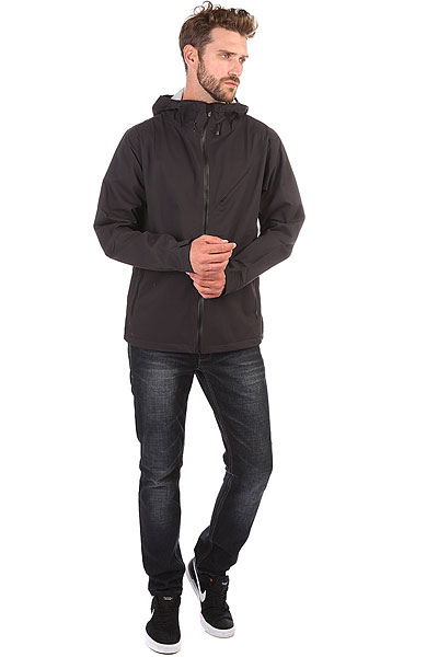Ветровка Dakine Mens Caliber Jacket Matte Black
