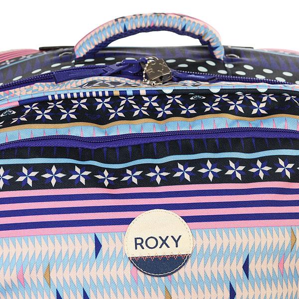 Сумка дорожная Roxy Long Haul Dress Blues Wintery