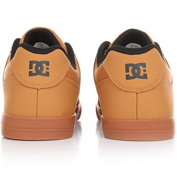 Кроссовки DC Pure Shoe Wheat