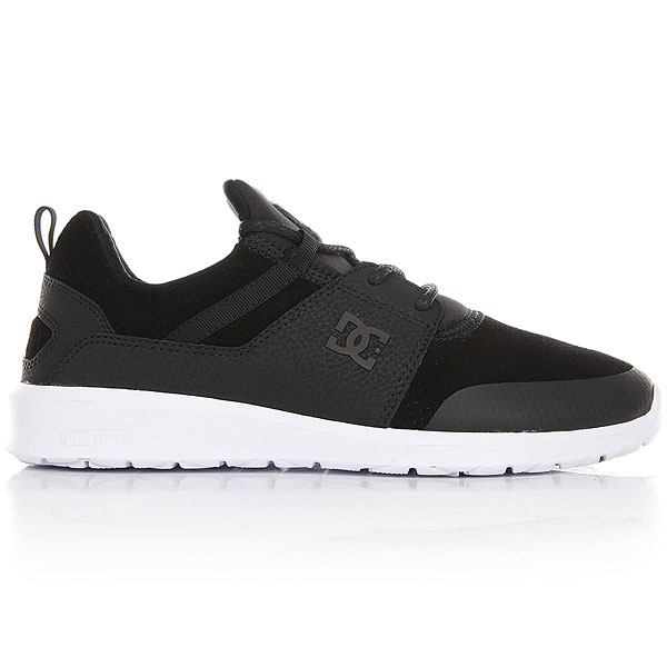 Кроссовки DC Heathrow Presti Shoe Black/White