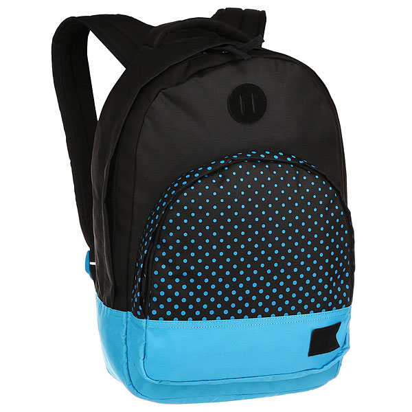 Рюкзак городской Nixon Grandview Backpack Black/Blue