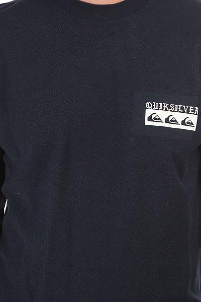 Свитшот Quiksilver Spraydazecrew Navy Blazer