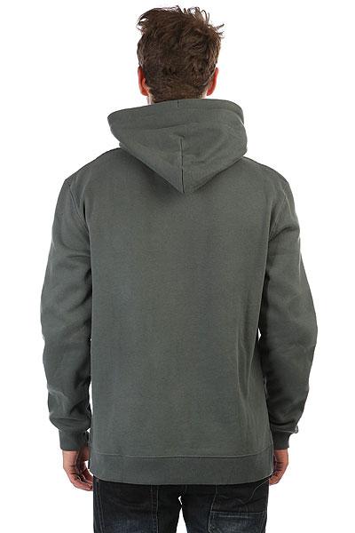 Толстовка кенгуру Quiksilver Tamworth Urban Grey