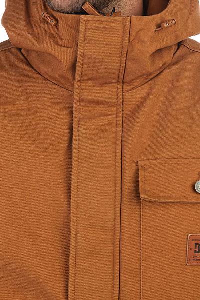 Куртка зимняя DC Canongate Wheat