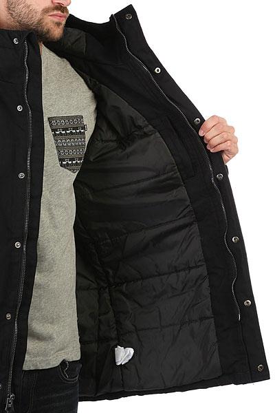 Куртка зимняя DC Canongate Black