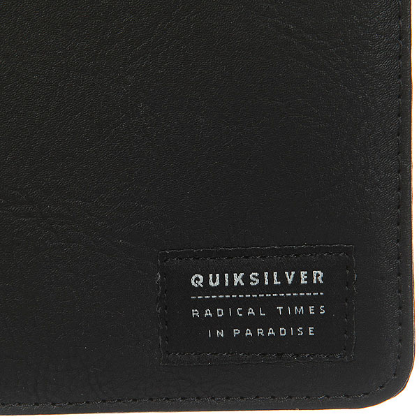 Кошелек Quiksilver Slimvintageplus Black