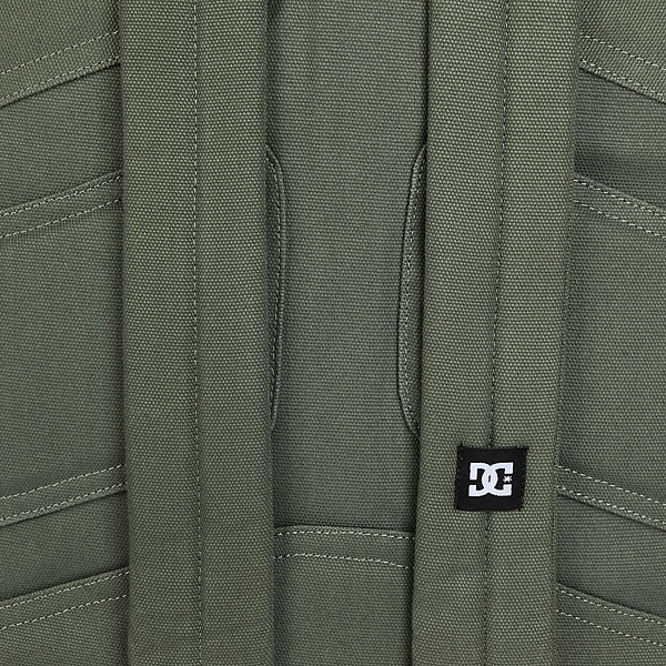 Рюкзак городской DC Backstack Canva Vintage Green