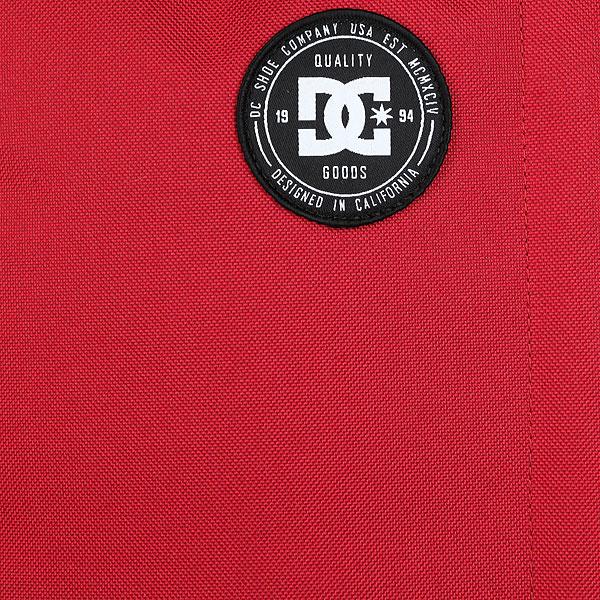 Рюкзак городской DC Punchyard Rio Red