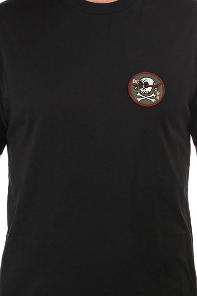 Футболка DC First Infantry Black