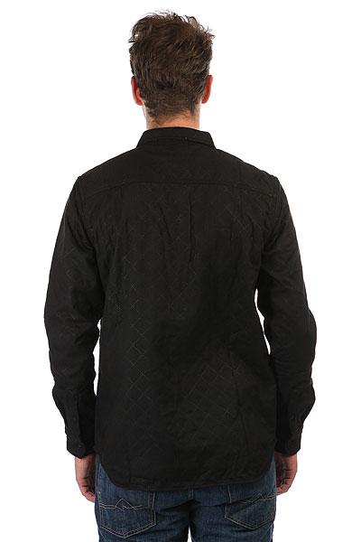 Рубашка DC Saltwick Ls Black