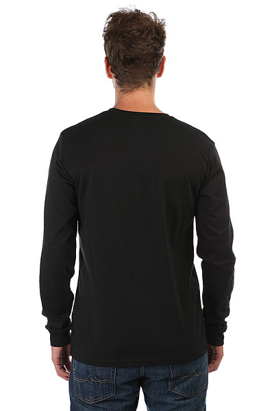 Лонгслив DC Headphase Ls Black