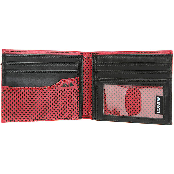 Кошелек Dakine Conrad Wallet Red