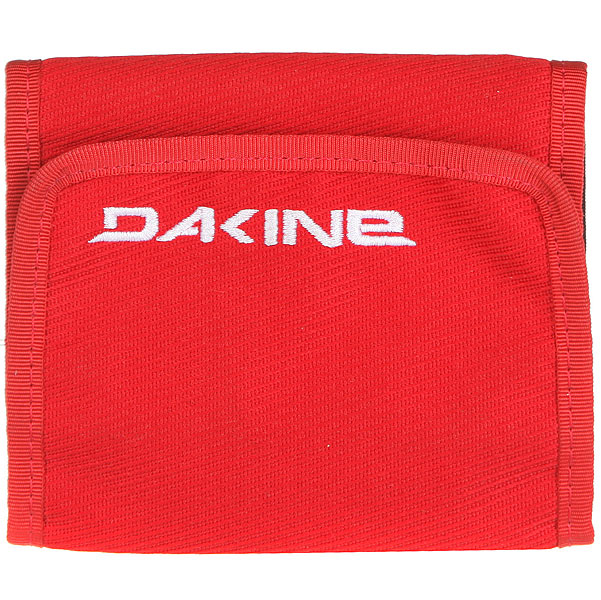 Кошелек Dakine Diplomat Wallet Red