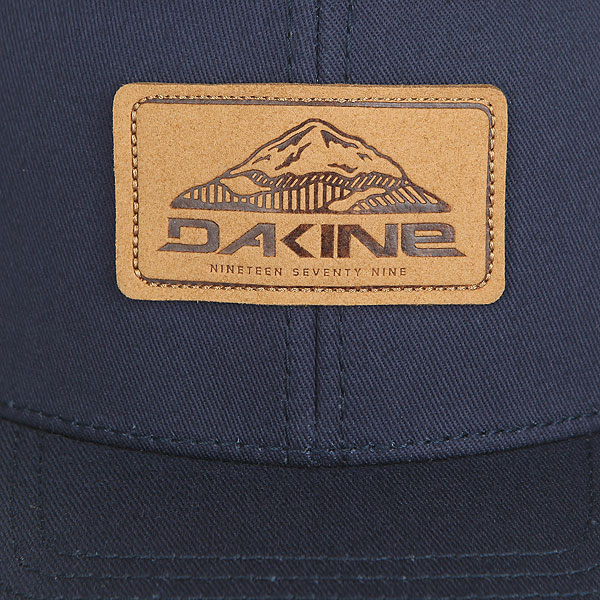 Бейсболка с сеткой Dakine Northern Lights Trucker Midnight / Black