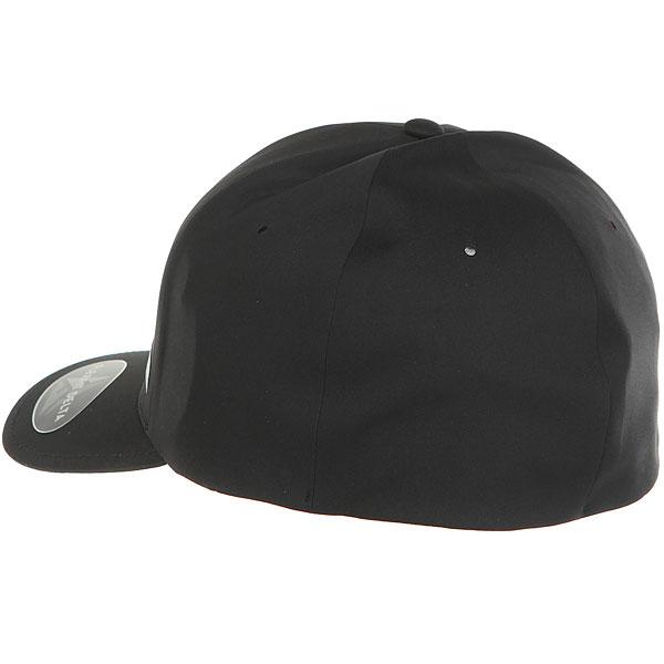 Бейсболка классическая Dakine Delta Rail Black