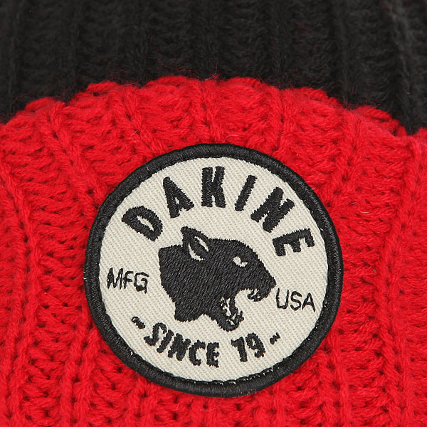 Шапка Dakine Team Panther Black