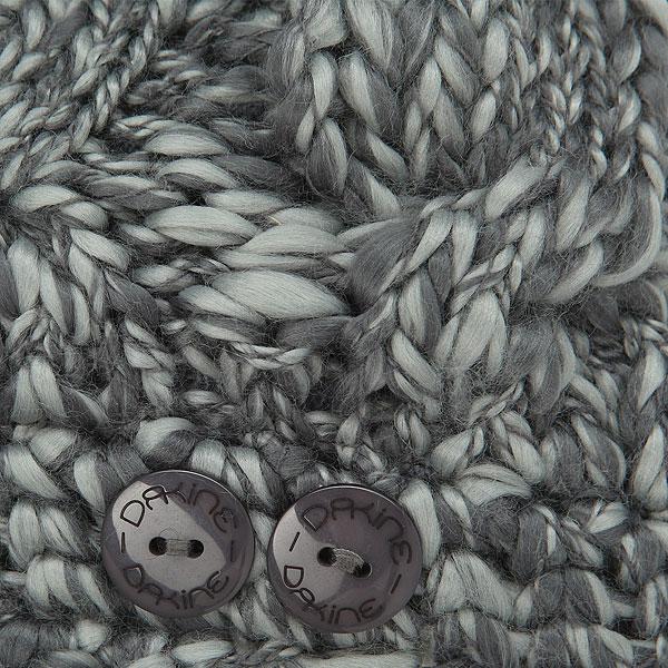 Шапка женская Dakine Remix Grey Mix