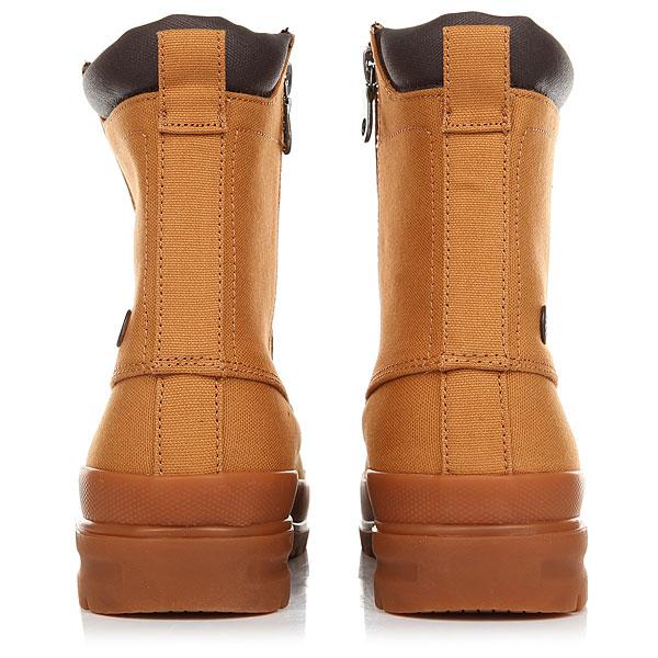 Ботинки высокие женские DC Amnesti Tx Wheat