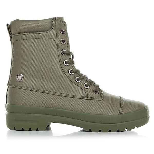 Ботинки высокие женские DC Amnesti Tx Olive