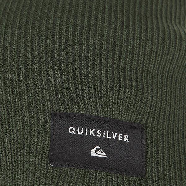 Шапка Quiksilver Cushyslouch Rifle Green