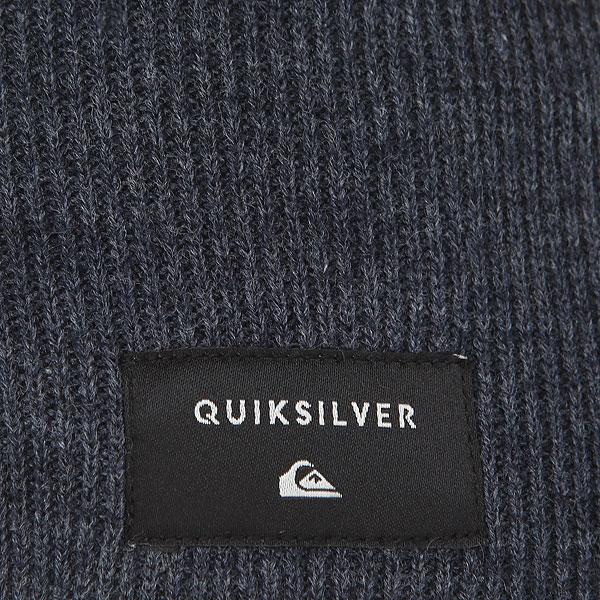 Шапка Quiksilver Cushyslouch Navy Blazer