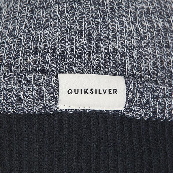 Шапка Quiksilver Performedcolorb Navy Blazer