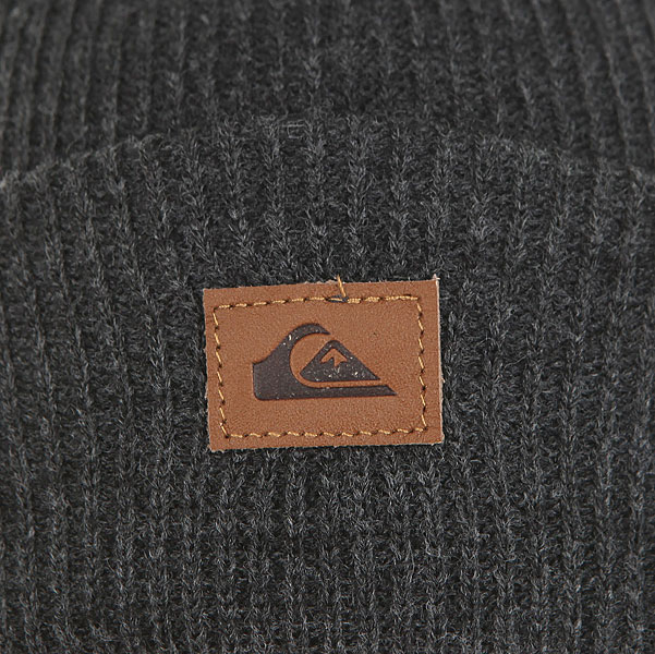 Шапка Quiksilver Performed Charcoal Heather
