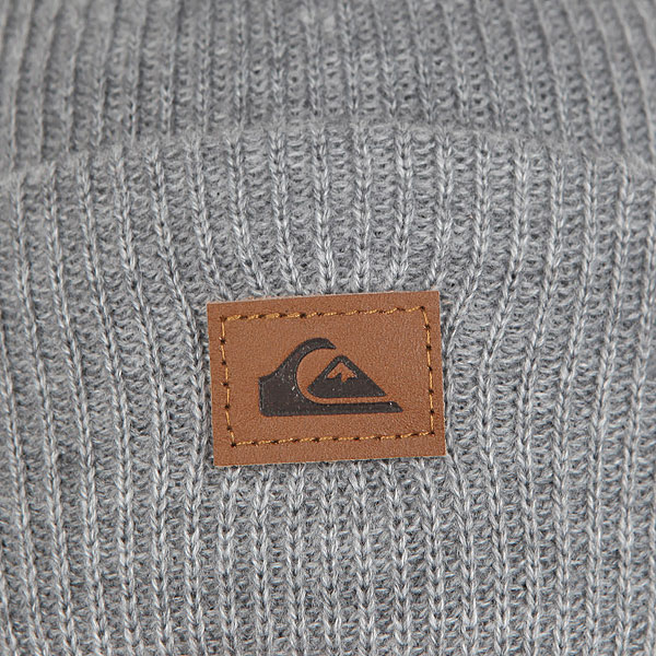Шапка Quiksilver Performed Grey Heather