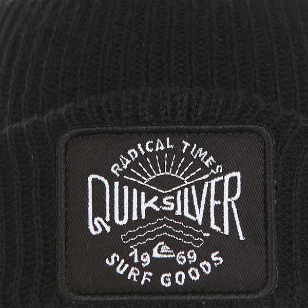 Шапка Quiksilver Performedpatchy Black