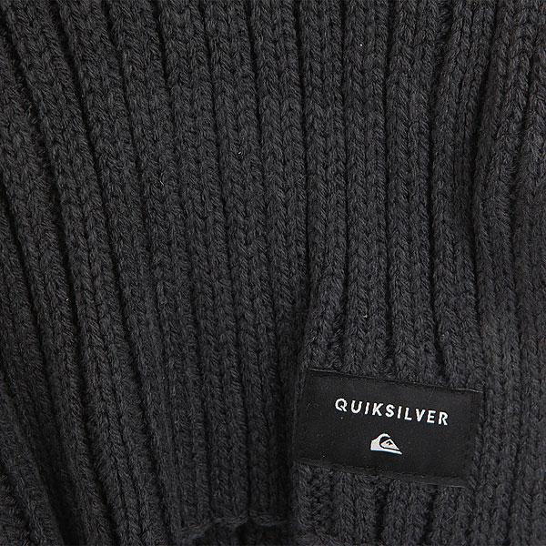 Шарф Quiksilver Dualone Black / Tarmac