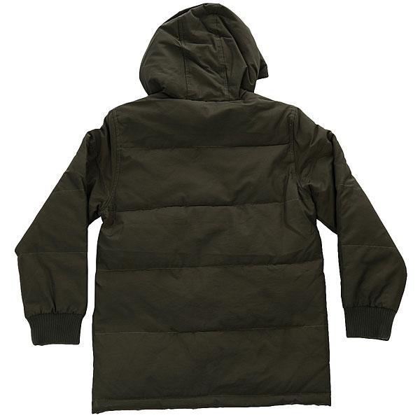 Куртка зимняя детская DC Aydon Boy Dark Olive