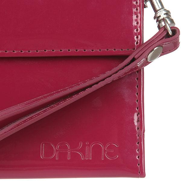 Клатч женский Dakine Patent Ruby Berry