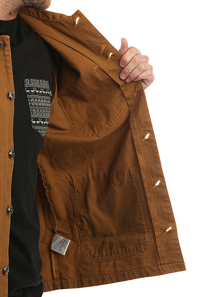 Куртка Dickies Garland City Brown Duck