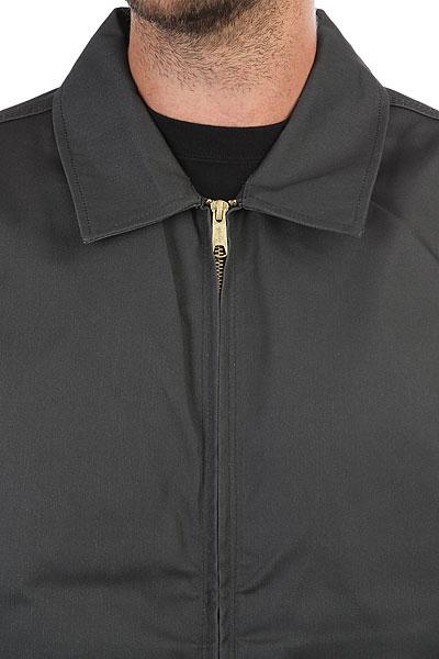 Ветровка Dickies Unlined Eisenhower Jacket Charcoal Grey