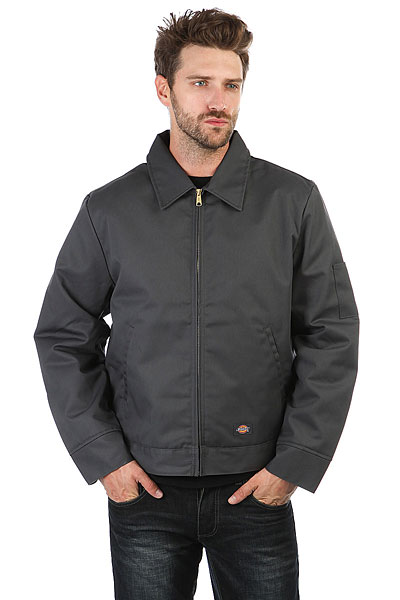 Ветровка Dickies Insulated Eisenhower Jacket Charcoal Grey