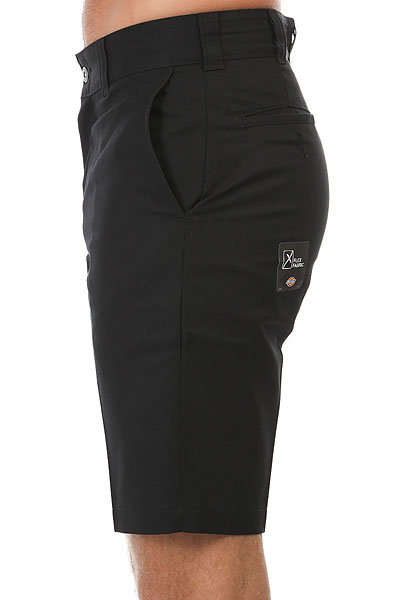 Шорты джинсовые Dickies 13 In Multi-pocket Work Short Black