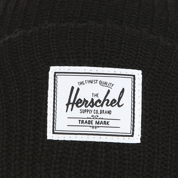 Шапка Herschel Evertt Deep Black