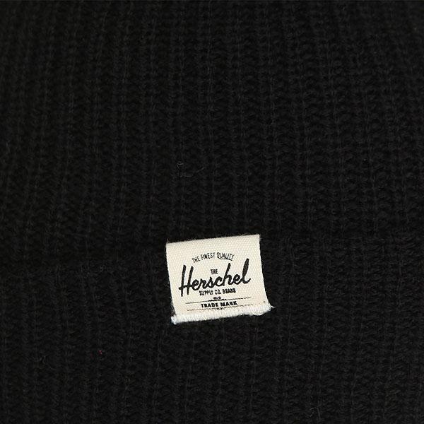 Шапка Herschel Quartz Black