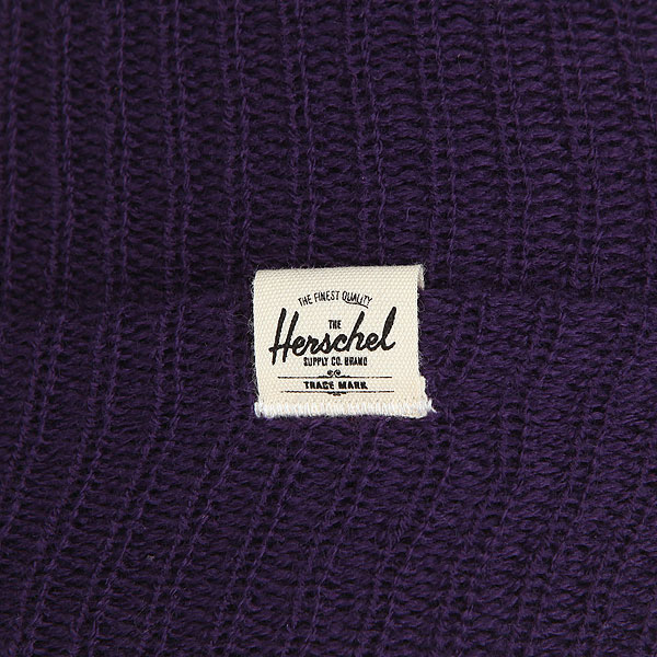 Шапка детская Herschel Youth Quartz Parachute Purple