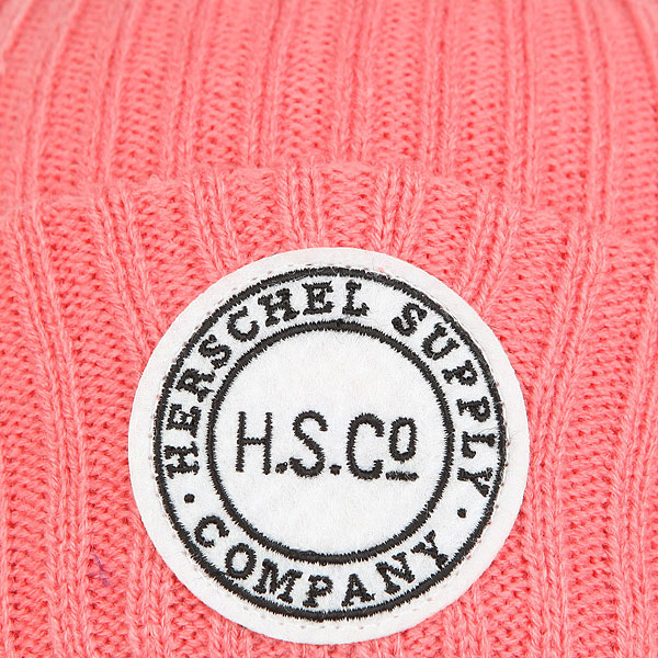 Шапка Herschel Sepp Smoke Rose