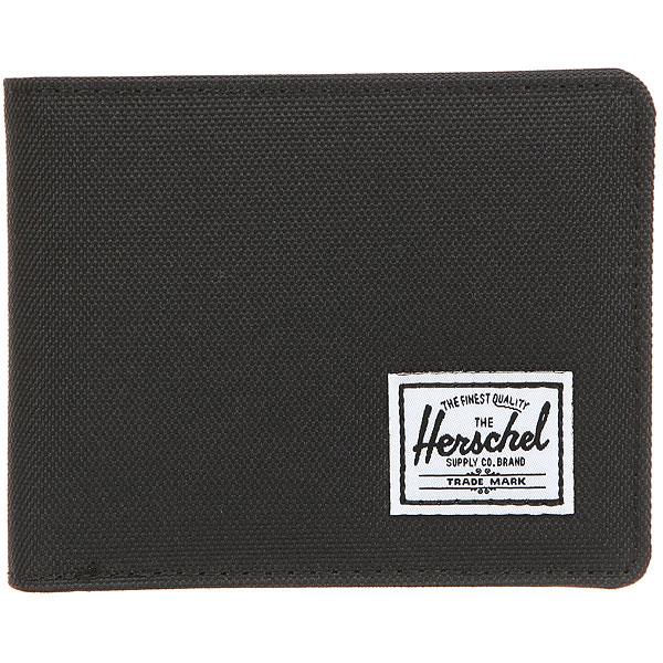 Кошелек Herschel Roy Rfid Black1