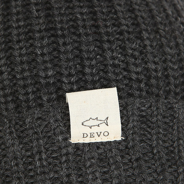 Шапка Devo Lamont Dark Grey